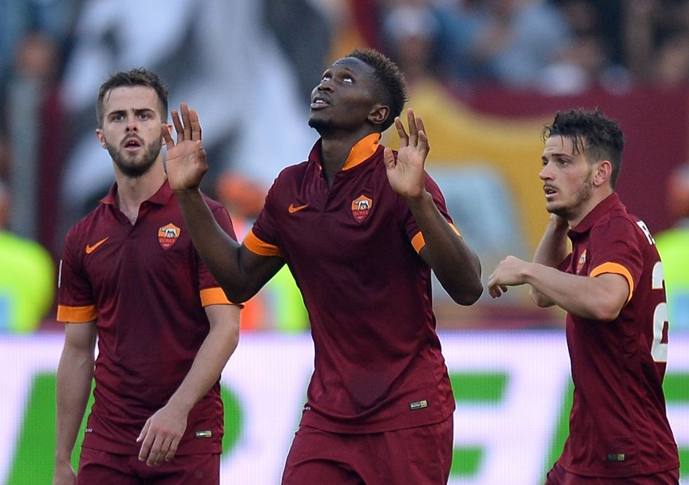 Derby di Roma, top e flop: Totti e Mauri assenti, rinasce Iturbe