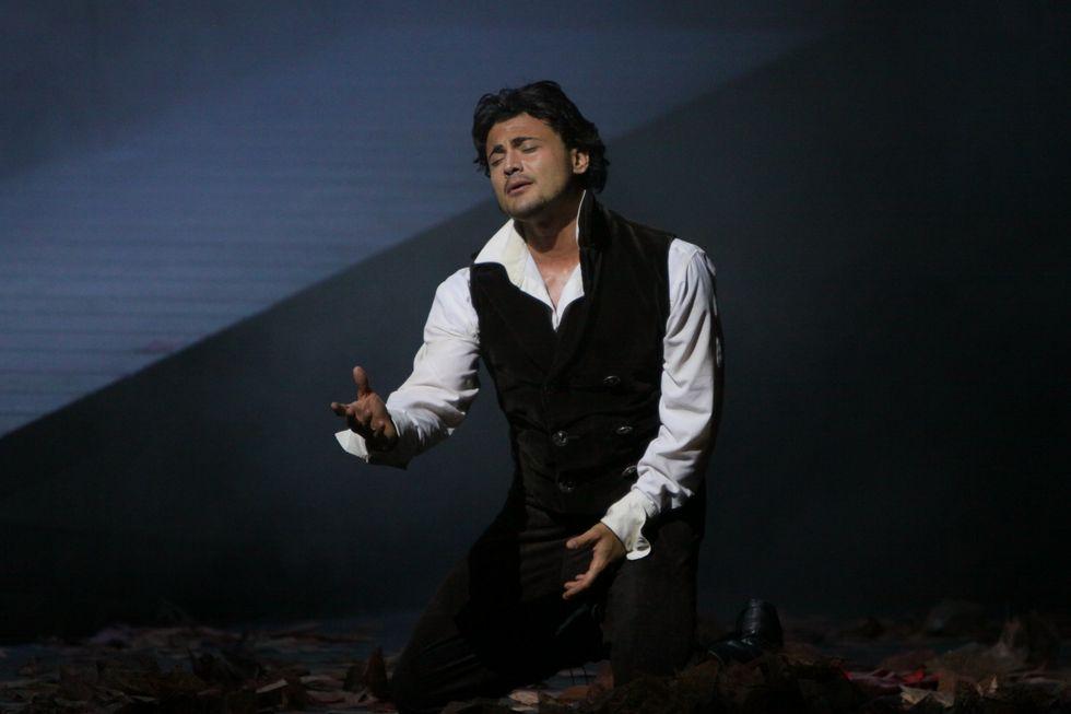 Il grande tenore Vittorio Grigolo a Panorama d'Italia