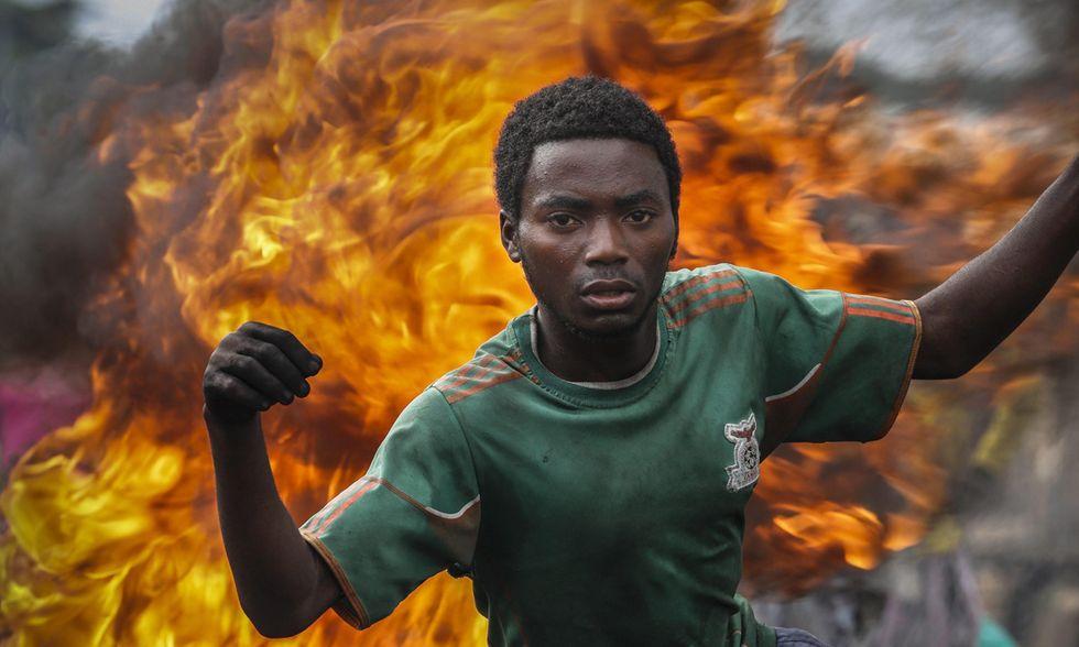 Burundi, fotocronaca del caos