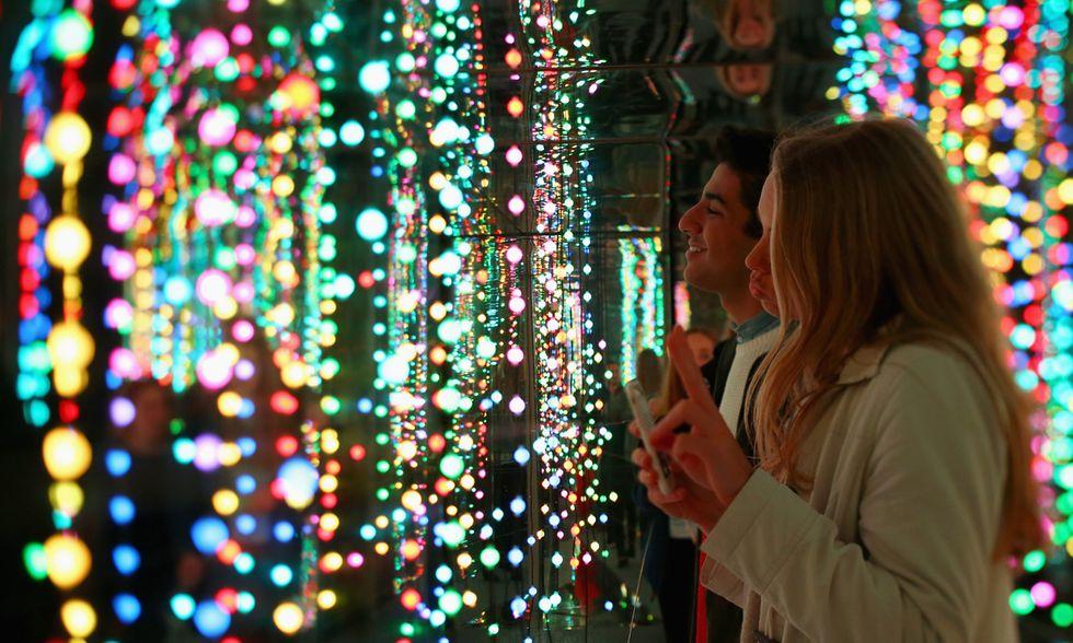 Il Festival delle luci a Sydney