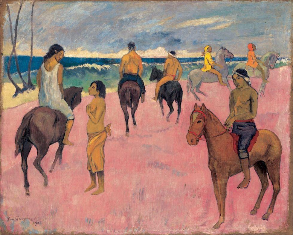 Paul Gauguin alla Fondazione Beyeler