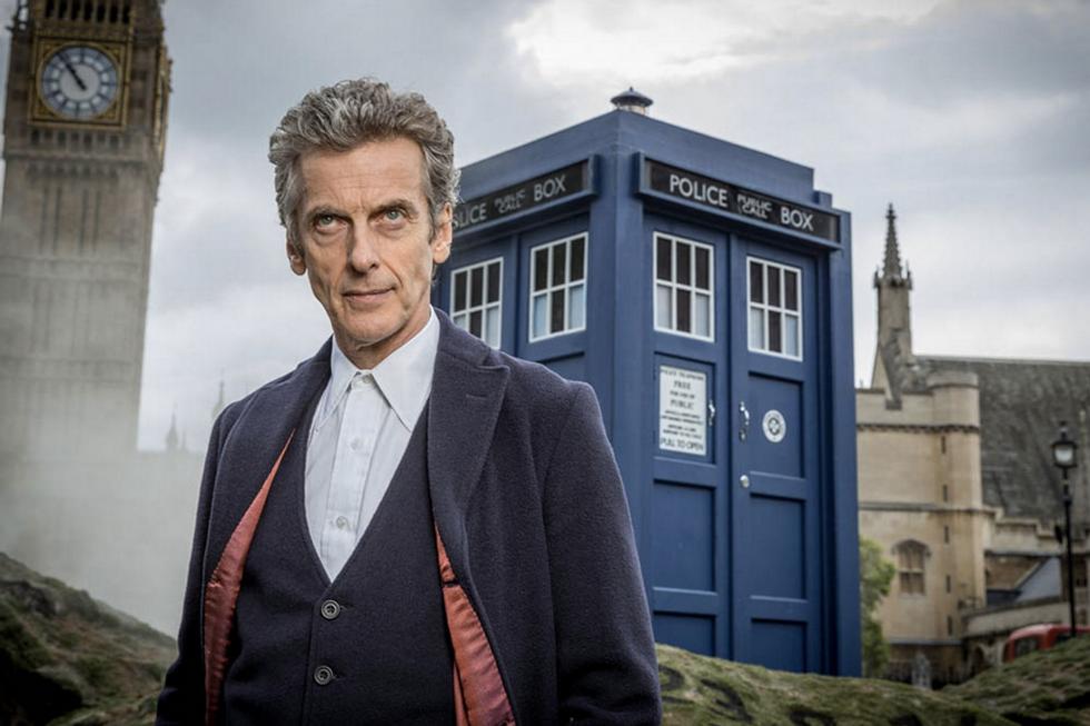 10 cose che (forse) non sai sul Doctor Who