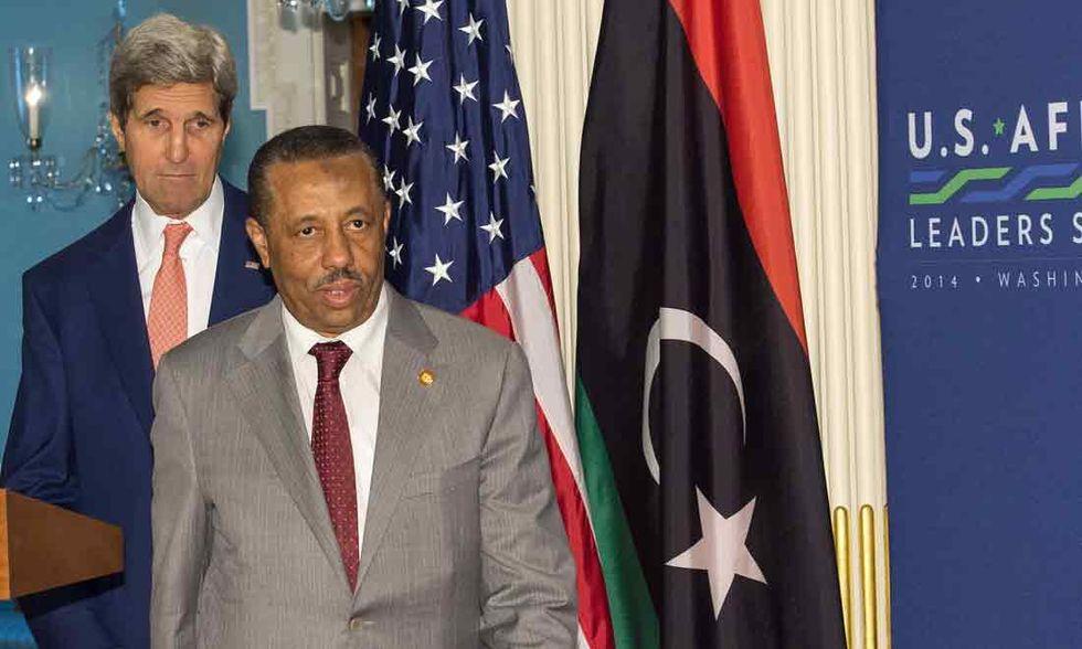 Libia: il premier Al Thinni sfuggito a un attentato