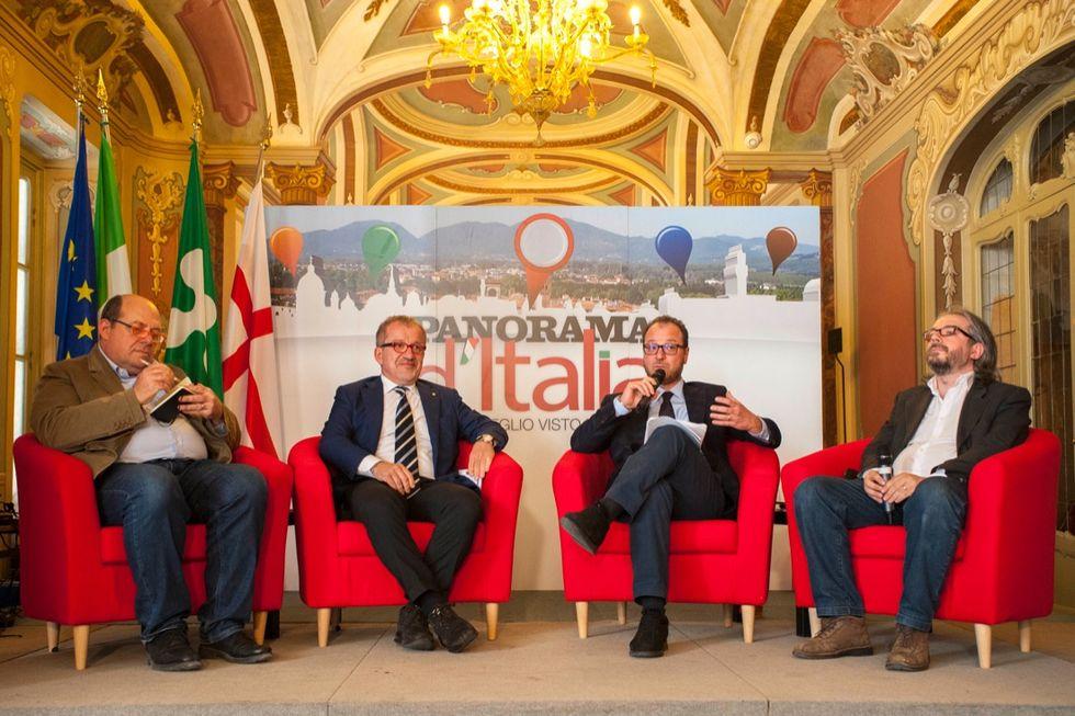 """Maroni: """"Alle prossime politiche Salvini contro Renzi"""""""