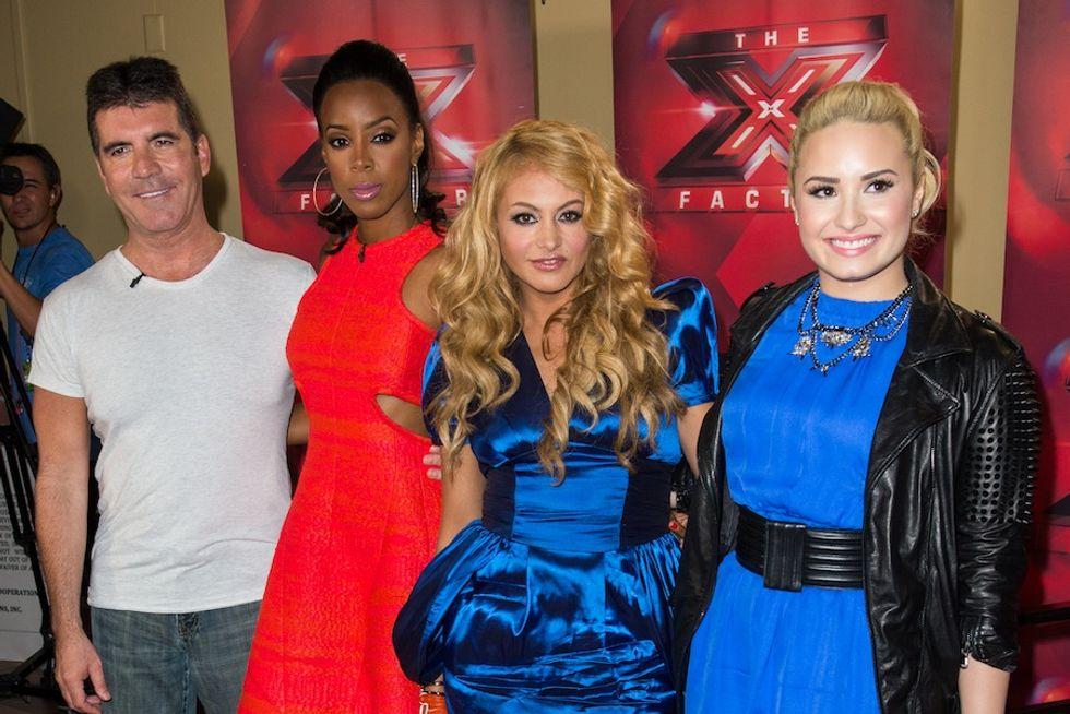 X Factor Usa chiude: la quarta edizione non si farà
