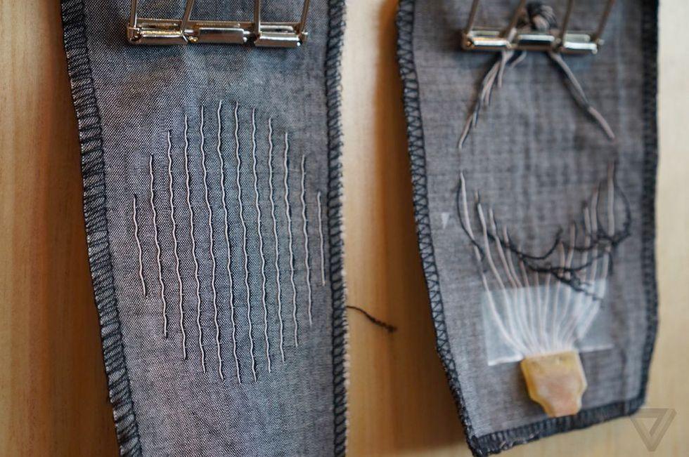 Google vuole trasformare ogni tessuto in un touchscreen