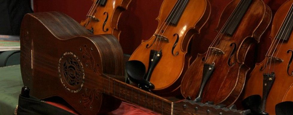 Violin and the Italian tradition