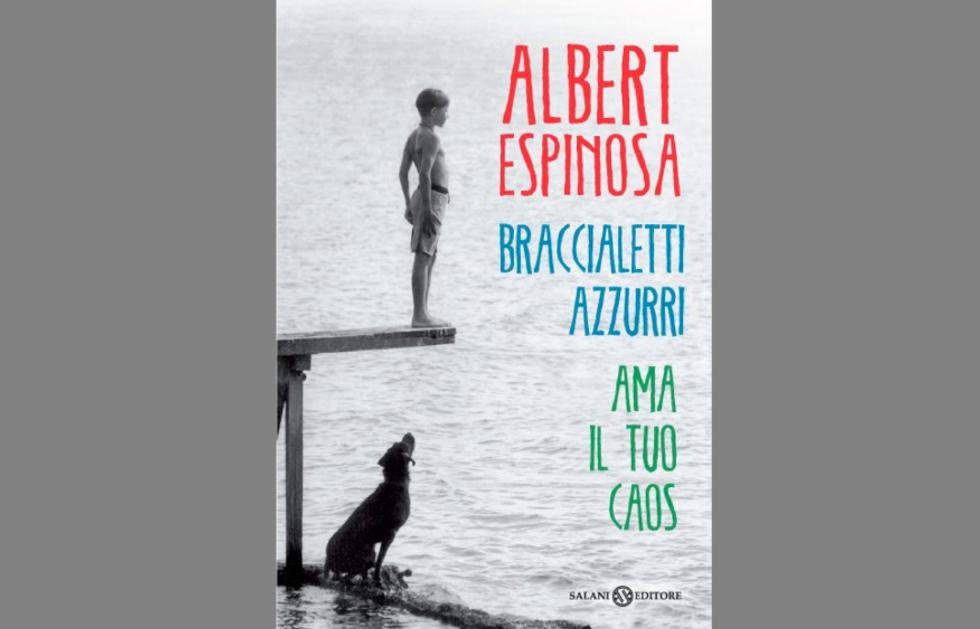 Braccialetti Azzurri: il nuovo libro di Espinosa