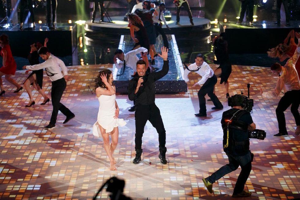 Amici 14, Ricky Martin quarto giudice della semifinale