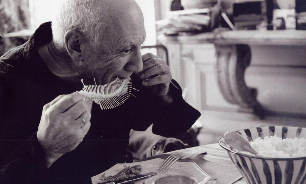 Picasso nelle foto di David Douglas Duncan
