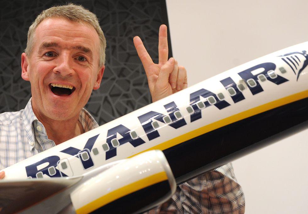 Ryanair: i nuovi servizi per i clienti e per il business
