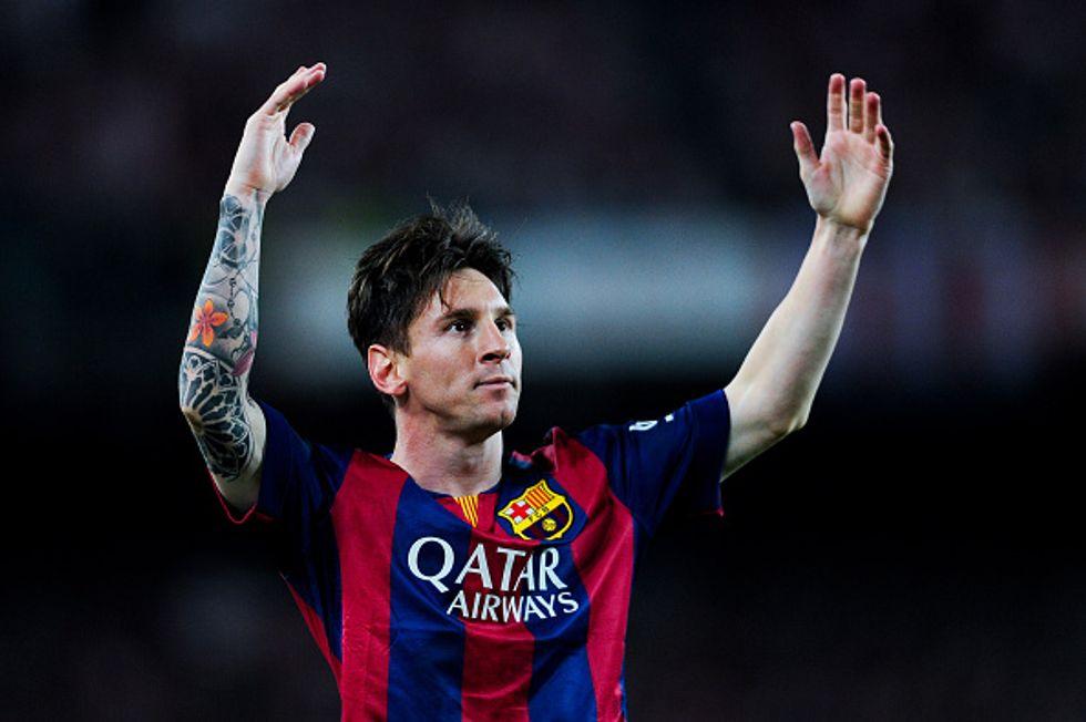 Messi e la magia che ha incantato il Re: ecco il gol all'Athletic Bilbao