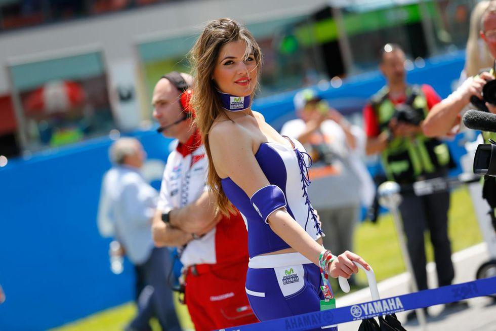 Grid Girls: MotoGP del Mugello 2015