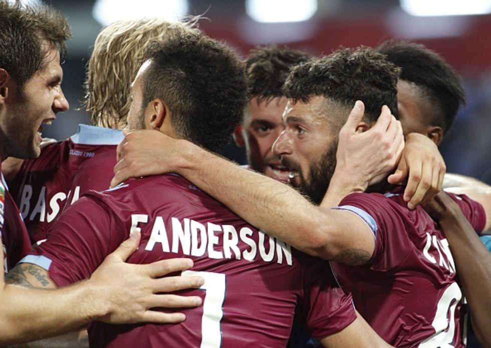 Flop Napoli, Lazio in Champions. Per la Samp è Europa League (Genoa permettendo)