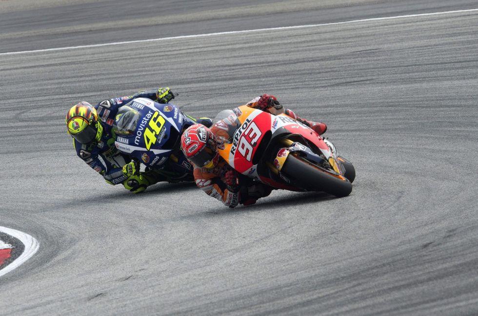 Sondaggio: chi ha ragione tra Rossi e Marquez?