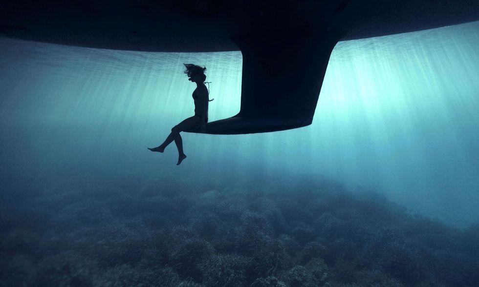 Enric Adrian Gener: foto subacquee