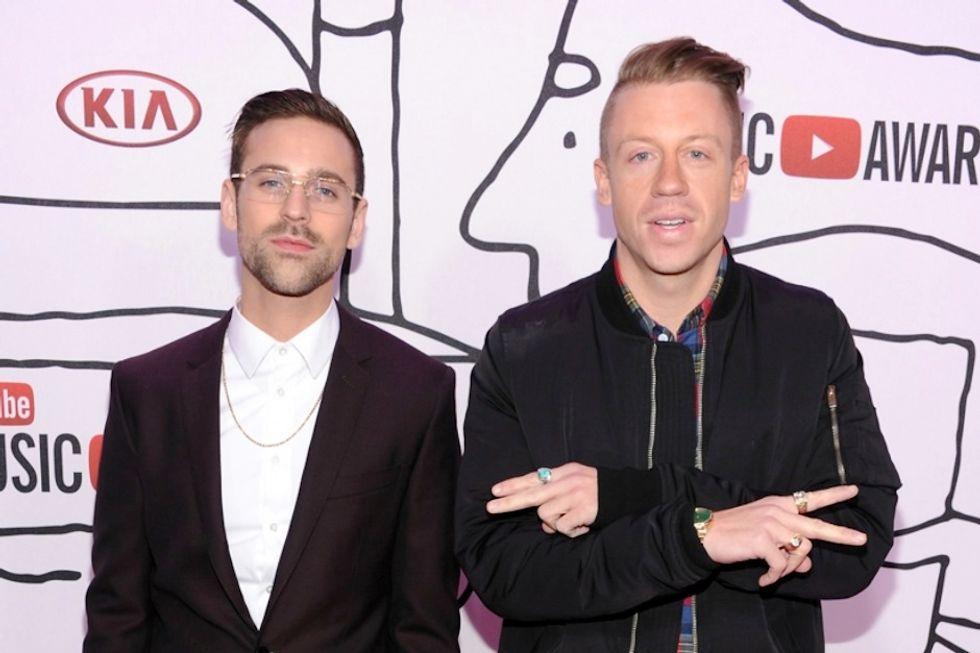 Macklemore e Ryan Lewis live a Milano il 4 aprile