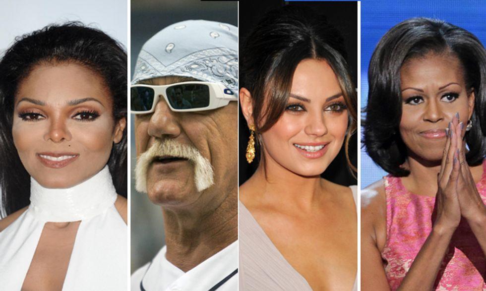 Hulk Hogan: c'è il sex tape. E poi Mila Kunis presto sposa e la morte di Micheal Jackson