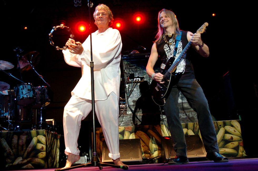 Deep Purple: i capolavori live in edicola