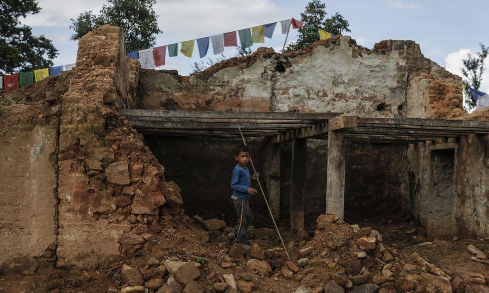 Burunchili, Nepal