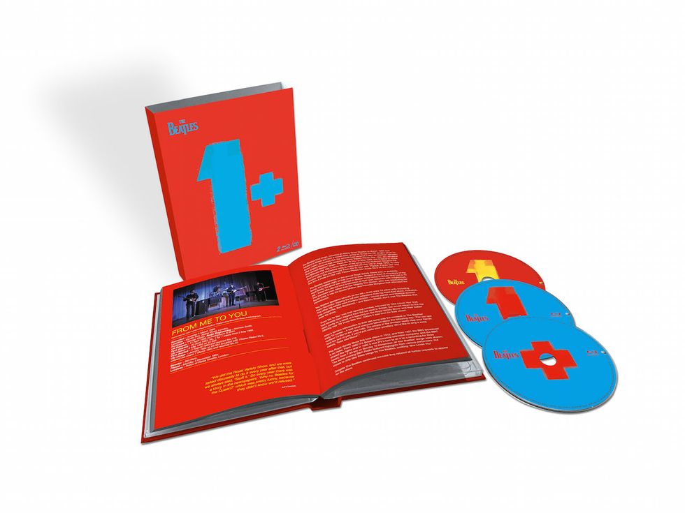 """Beatles: i primi 8 video di """"1"""" e """"1+"""""""