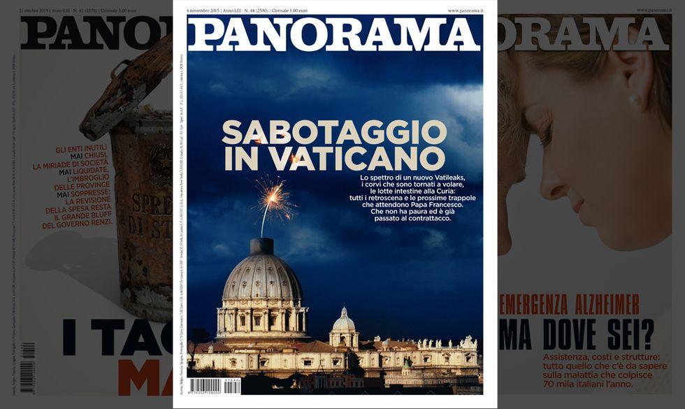 Papa Francesco e i nuovi corvi in Vaticano