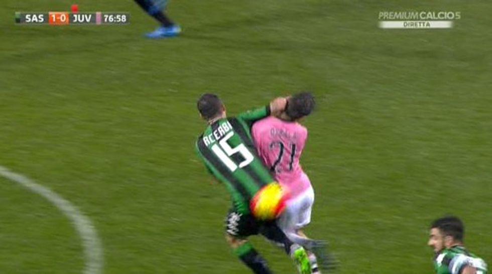10a giornata - Gervasoni sbaglia e fa infuriare la Juventus