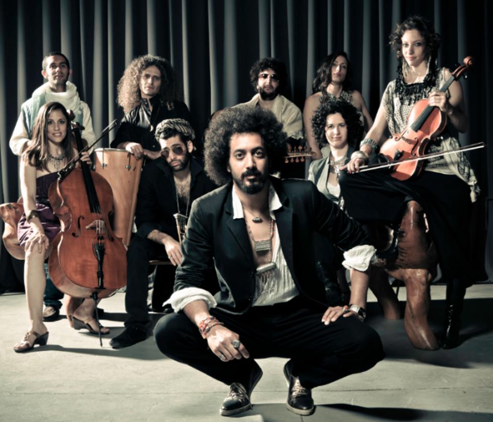 Aperitivo in Concerto: Yemen Blues per la prima volta in Italia
