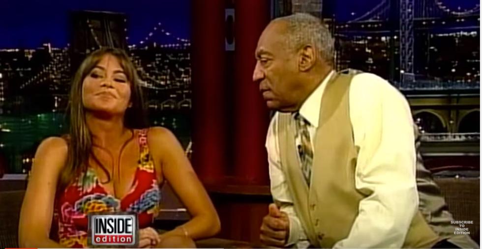 Bill Cosby e Sofia Vergara