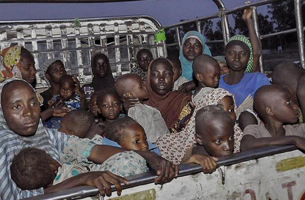 Nigeria, liberati centinaia di ostaggi catturati da Boko Haram