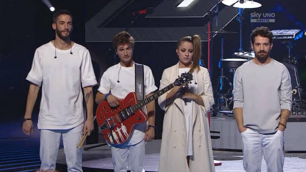 X Factor 9: Landlord e le pagelle del secondo live