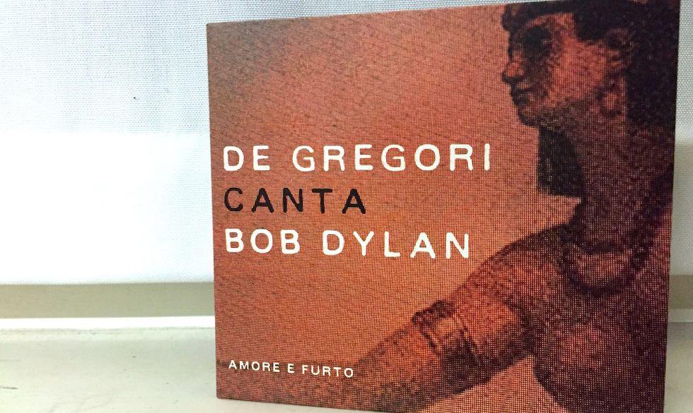 Il nuovo disco di De Gregori
