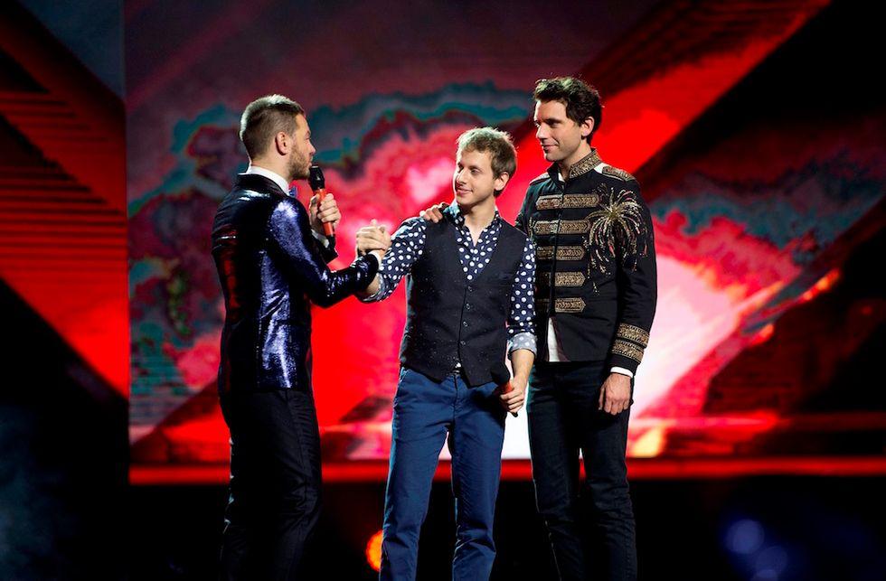 X Factor 9 Eva