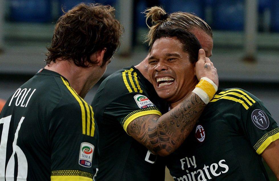 Lazio - Milan 1-3: i rossoneri crescono, Mihajlovic può sorridere