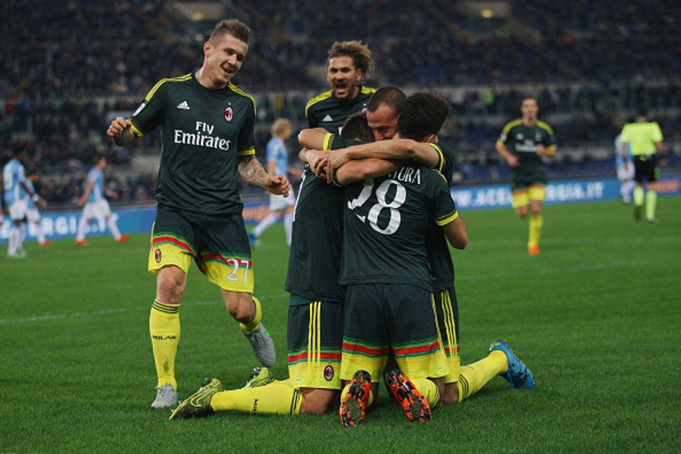 Juve e Milan, c'è speranza. Il campionato rilancia Allegri e Miha