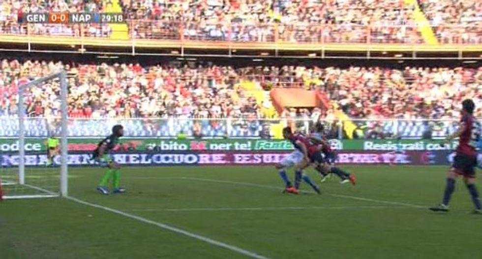 11a giornata - Furia Napoli: era rigore su Higuain