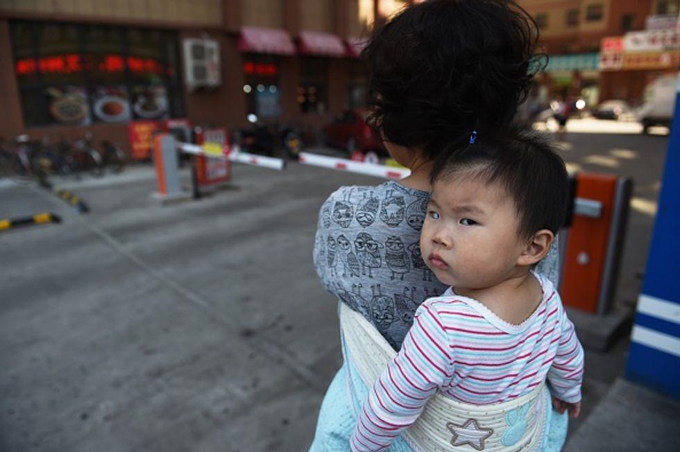 Cina: il devastante impatto delle legge sul figlio unico