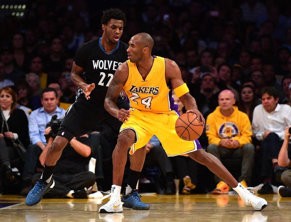 """Nba, Kobe Bryant nel peggior momento della carriera: """"Faccio schifo"""""""