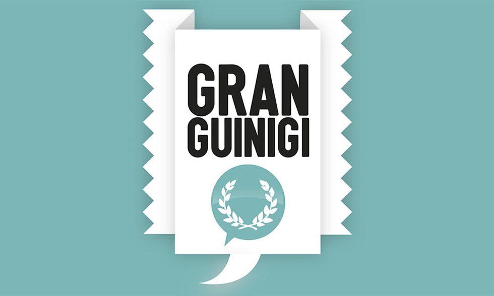 I premi Gran Guinigi a Lucca Comics 2015