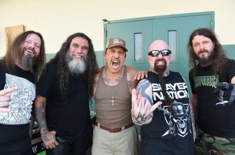 """Slayer in concerto a Milano - Il video di """"Repentless"""""""