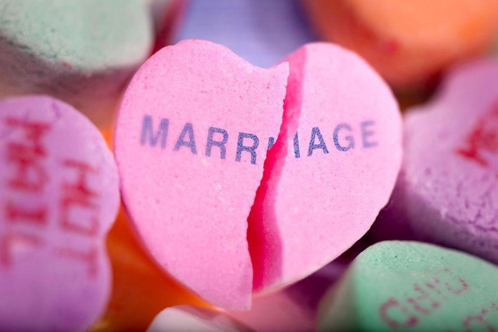 """Matrimonio al capolinea? Ecco i 6 """"indizi"""""""