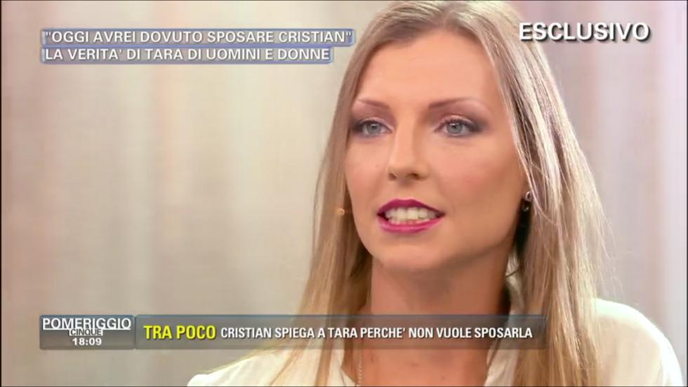 Uomini e donne Tara Gabrieletto