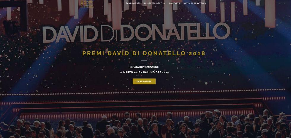David di Donatello, le nomination parlano napoletano