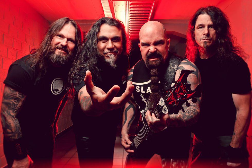 """Slayer: Il boom di """"Repentless"""" e quel paragone con i Kiss... - Intervista"""
