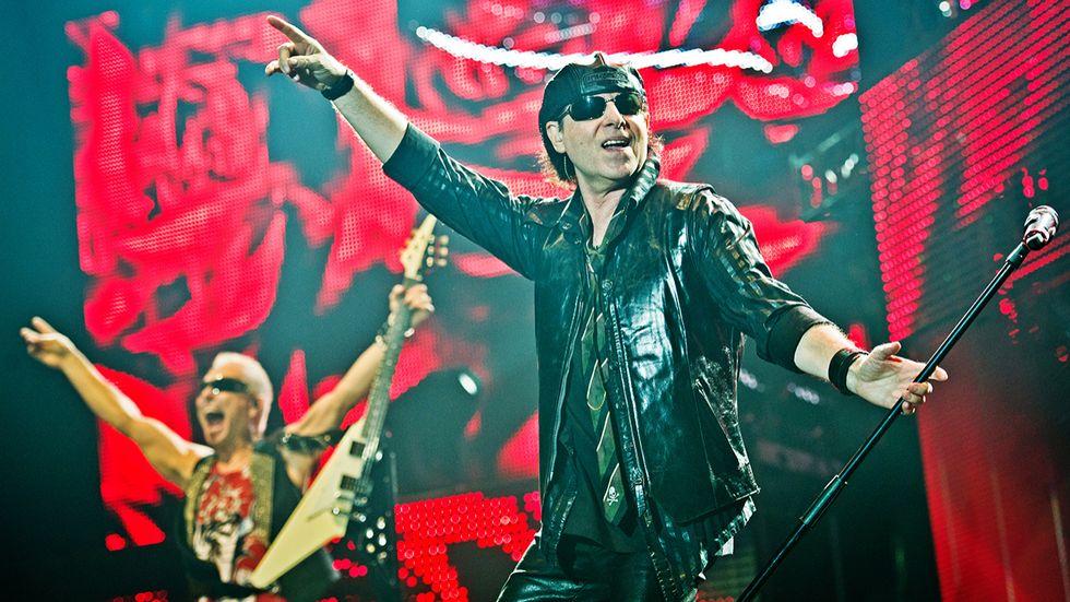 Scorpions live in Italia - Le 10 canzoni più belle (e famose)