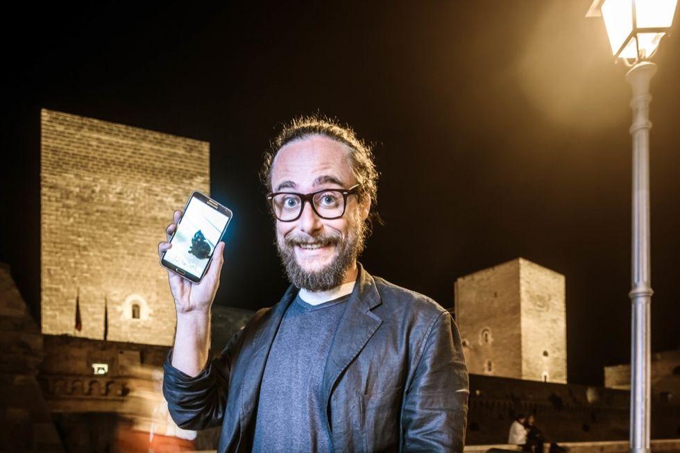 Pinuccio, da Bari a Striscia la notizia