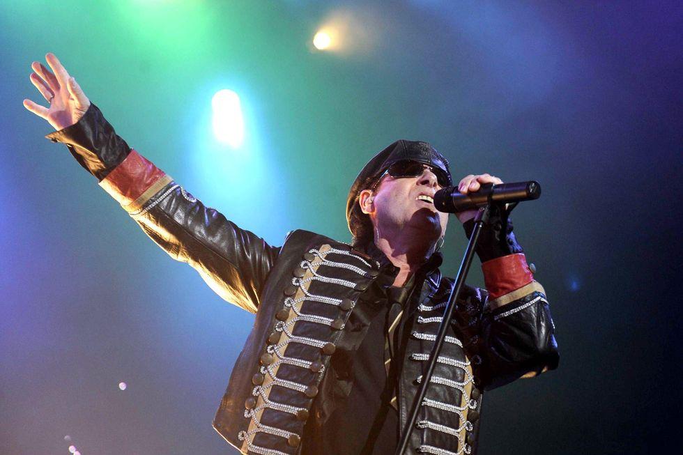 "Scorpions: rivive la magia del leggendario live ""Tokyo Tapes"""