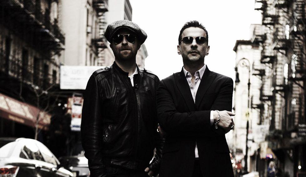 """Dave Gahan: """"Depeche Mode e Soulsavers sono progetti complementari"""""""