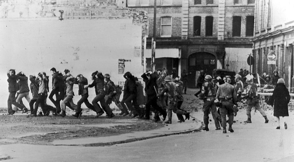"""""""Sunday, Bloody Sunday"""". Derry, 30 gennaio 1972"""