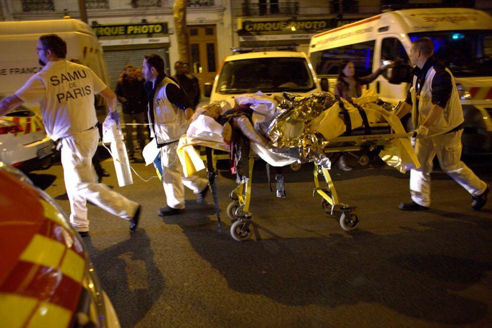Parigi, 13 novembre: la gestione dell'emergenza